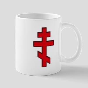 Russian Cross Mugs