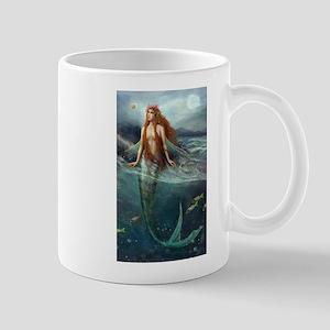Mermaid of Coral Sea Mug