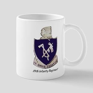 Mug w/ 179th Crest