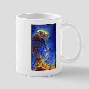 Lady Nebula Mugs