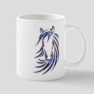 Magical Mystical Horse Portrait Mugs