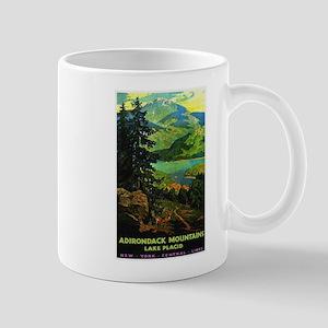 Adirondack Mountains Lake Placid N.Y. Mugs
