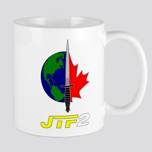 Joint Task Force 2 - Silver Mug