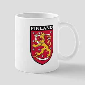 Finland Coat of Arms Mug