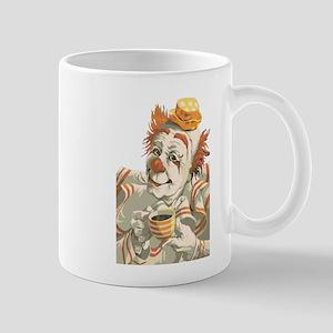 Coffee and Clown Mug