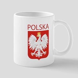 Polska Eagle Mug