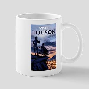 Visit Tucson mug