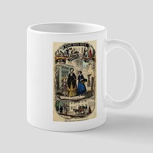 London Street Cries Mug