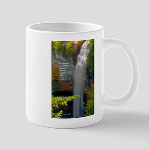 Waterfall Blessings Mug