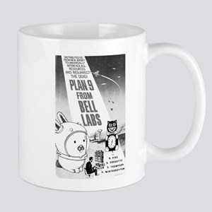 plan9 from bell labs Mugs