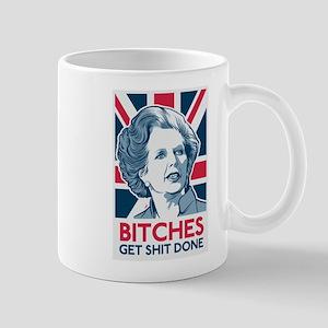 Margaret Thatcher Bitches Mug