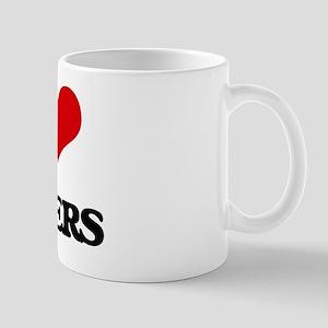 I Love Dithers Mug
