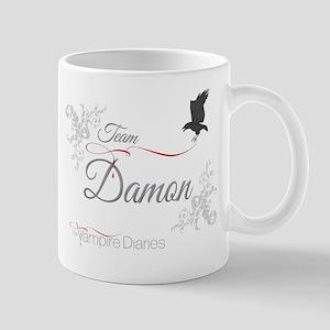 TVD Team Damon Raven Mug
