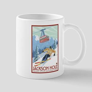Jackson Hole, Wyoming - Grand Teton National Park