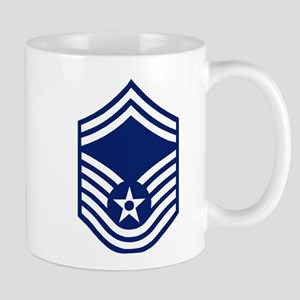 Senior Master Sergeant Coffee Cup