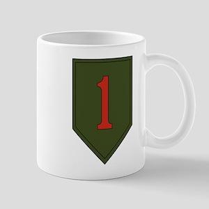 1st Infantry Division Mug