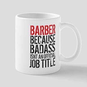 Badass Barber Mugs