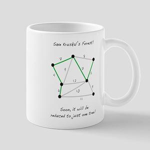 Geektastic: Kruskal's Forest - Mugs