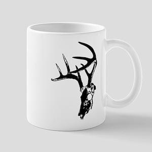 deer skull Mugs