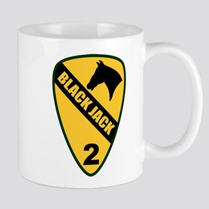 2nd BCT - 1st Cav Mug
