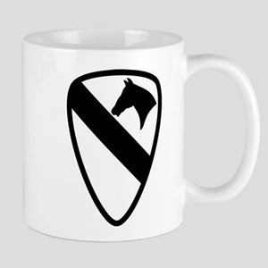 1st CAV SSI Mugs