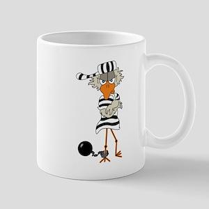Jailbird 1 Mugs
