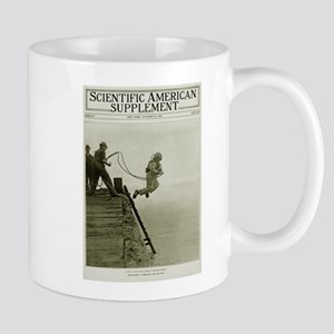 DEEP SEA DIVER ENTRY Mug