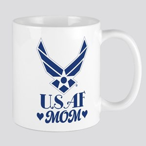 Air Force USAF Mom Mugs