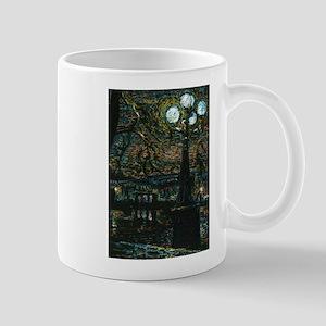 Night in the City Mugs
