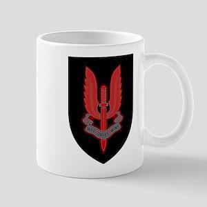 Cap Badge of SAS e3 Mug
