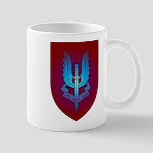 Cap Badge of SAS e1 Mug