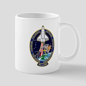 NASA STS-116 Mission Patch. Mugs