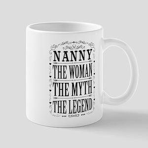 Nanny The Legend... Mugs