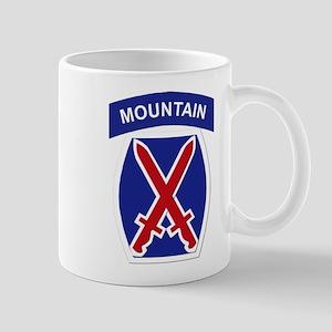SSI - 10th Mountain Division Mug