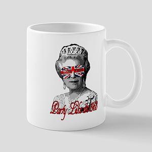 Queen Elizabeth II Mugs