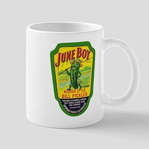 June Boy Pickles Mug