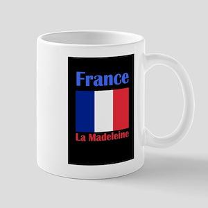 La Madeleine France Mugs