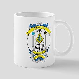 Waverly 51 Lodge Crest Mug