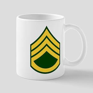 """Army E6 """"Class A's"""" Mug"""