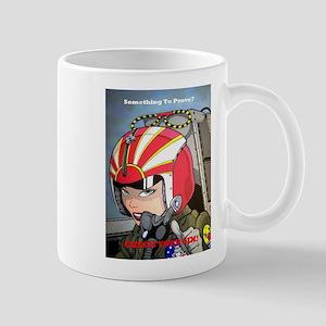 Female Navy Mug