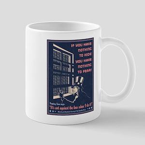 Peeping Sam Mug