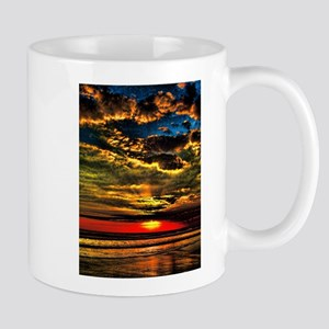 Painted Evening Sky Mug