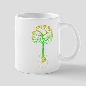 Guitartree-color Mugs