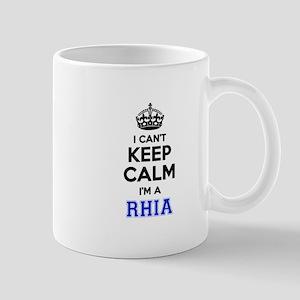 I can't keep calm Im RHIA Mugs