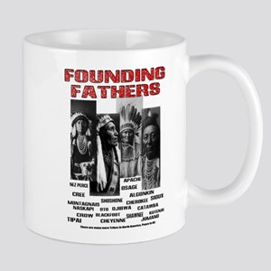 Native American, First Nations Founders Mug