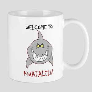 Welcome to Kwajalein (Mug)