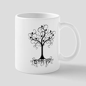 Hebrew Tree of Life Mugs
