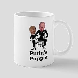 Trump Putin's Puppet Mugs