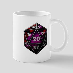 D20 color Mugs