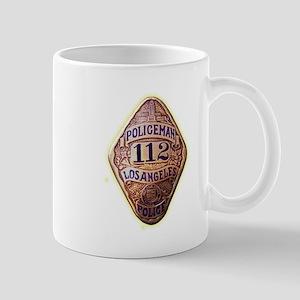 Los Angeles Policeman Mug